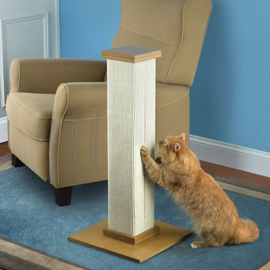 The Cat Scratch Deterring Furniture Preserver.