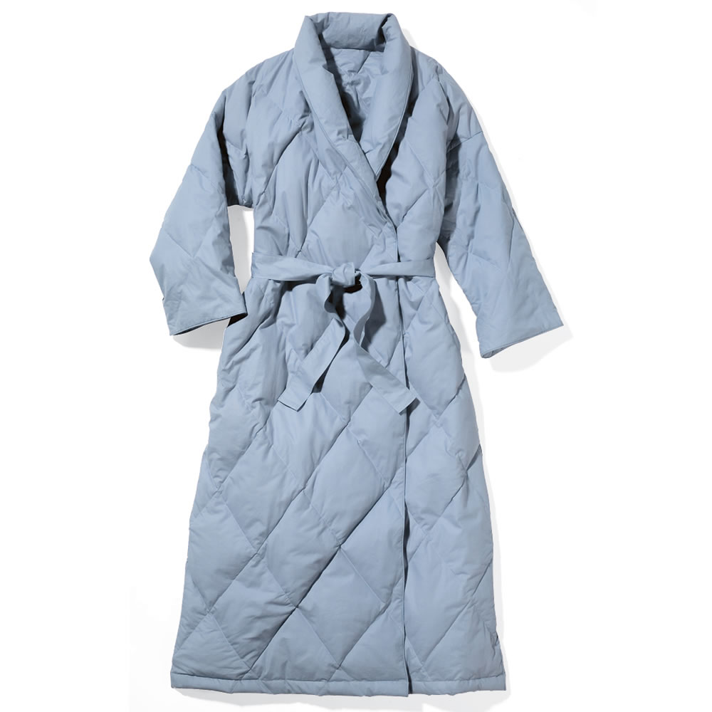 Robe: The Quilted Down Robe