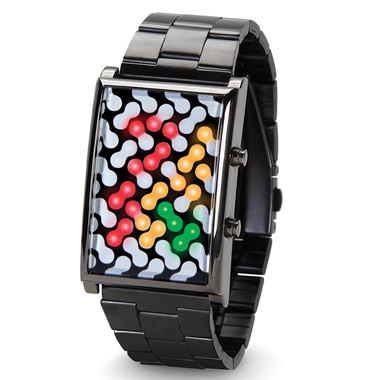 The Illuminating Pattern Watch.