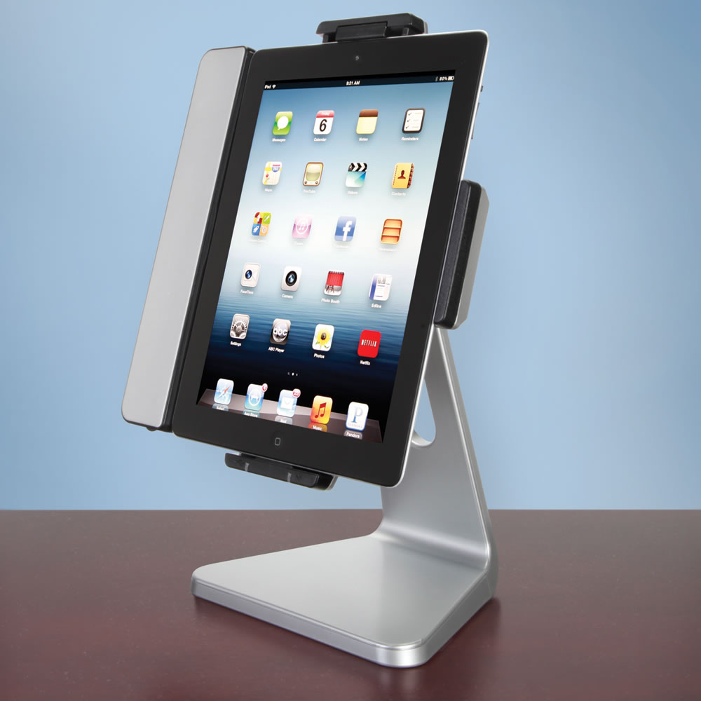 The Rotating iPad Speaker Dock3