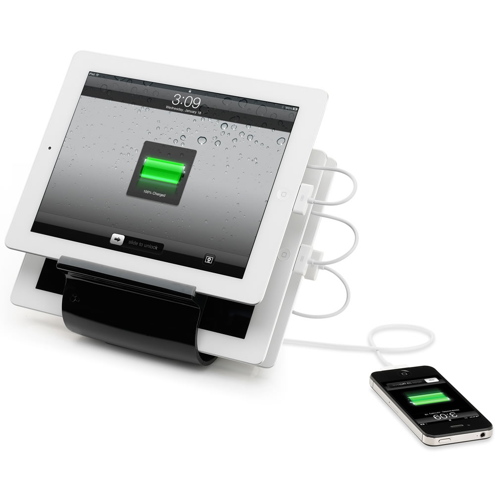 The Four iPhone/iPad Charging Hub2