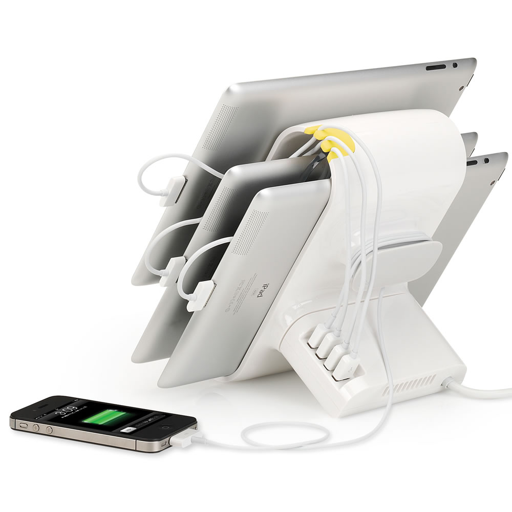 The Four iPhone/iPad Charging Hub3