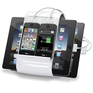 The Four iPhone/iPad Charging Hub