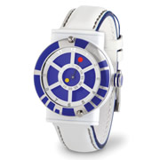 The R2-D2 Wristwatch.