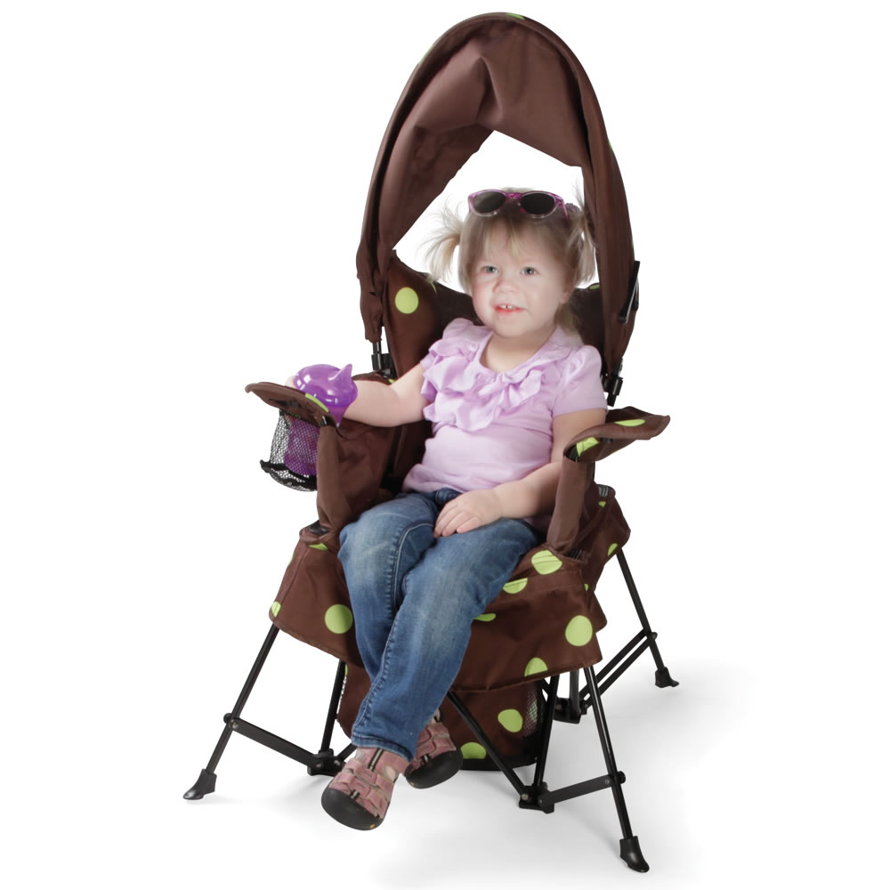 The Growing Child's Adjustable Folding Chair 1