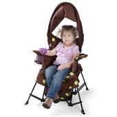 The Growing Child's Adjustable Folding Chair.