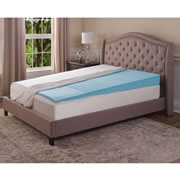 The Inclined Mattress Topper (Twin).