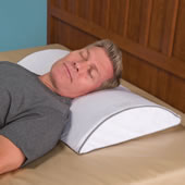 The Neck And Spine Support Pillow.