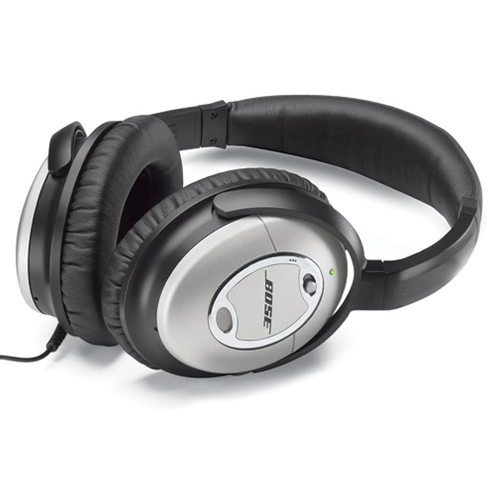 The Bose Quiet Comfort 25 Acoustic Noise Cancelling Headphones ...