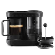 The Only Perfect Temperature Electric French Press.