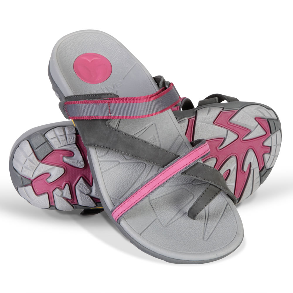 The Lady's Plantar Fasciitis Sports Sandals 2