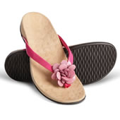 The Lady's Plantar Fasciitis Flip Flops.