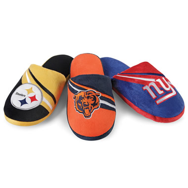 The NFL Slippers.