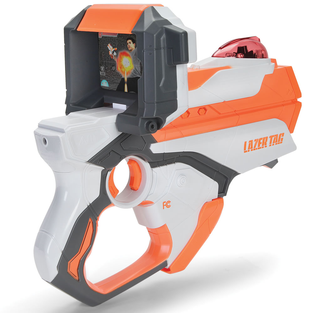 The Augmented Reality iPhone Laser Blaster 1