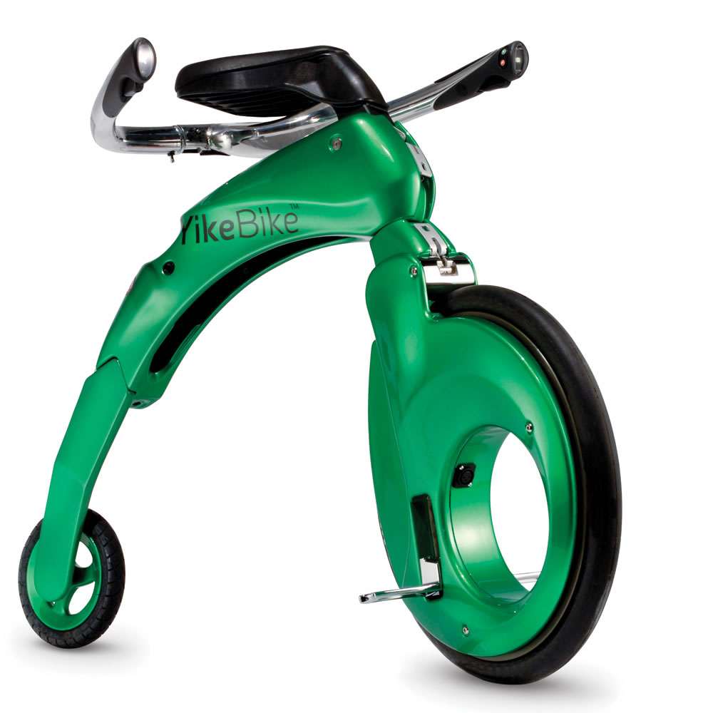 The Folding Electric Mini-Farthing 1