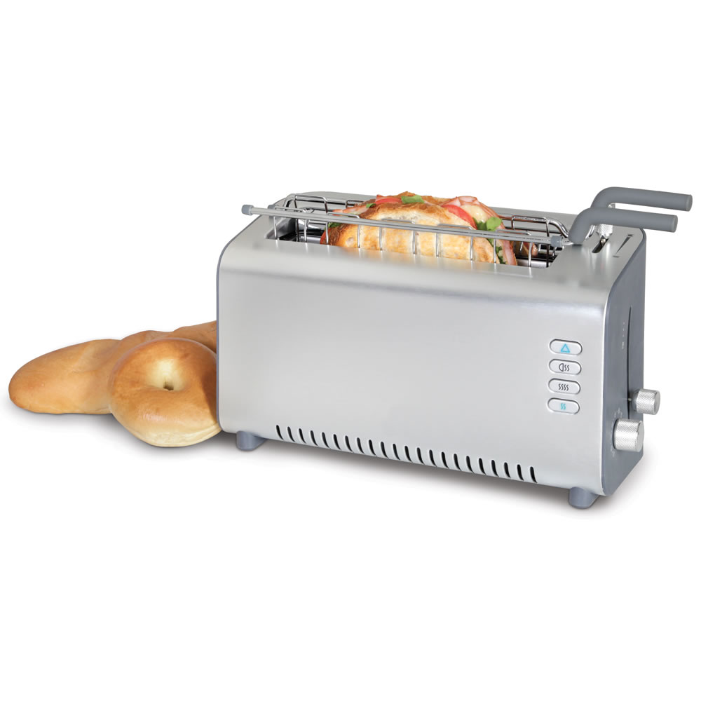 The Adjustable Bread And Sandwich Toaster 2