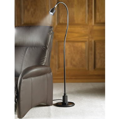 The Configurable Reading Lamp.