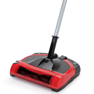 The Hotelier's Rechargeable Sweeper.
