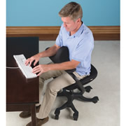 The Optimal Posture Office Chair.