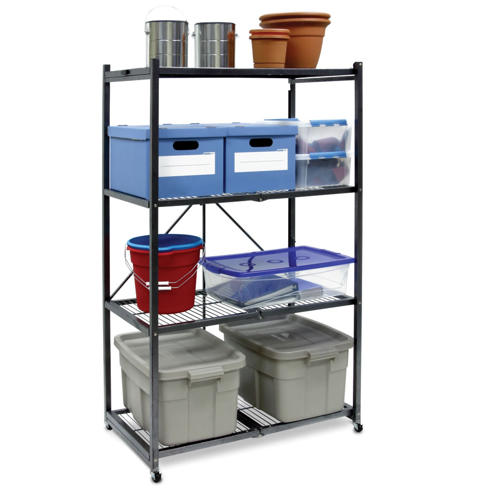 The Rolling Instant Storage Shelf 1
