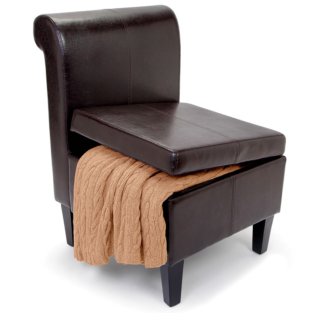 The Clutter Storing Accent Chair 1