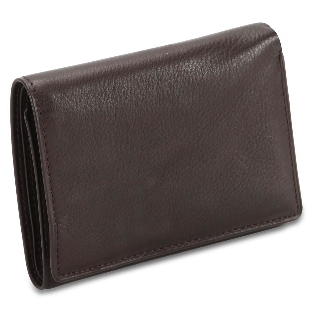 The Argentinian Leather Trifold Wallet 2