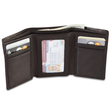 The Argentinian Leather Trifold Wallet