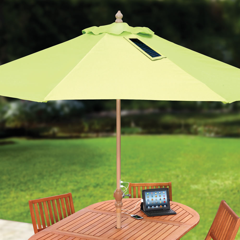 The Only Device Charging Market Umbrella 1