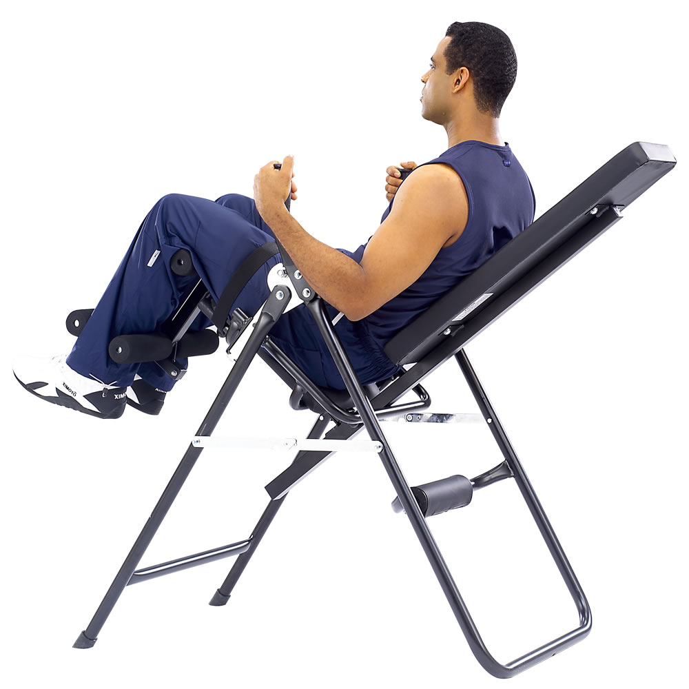 The Stress Minimizing Inversion Chair 3