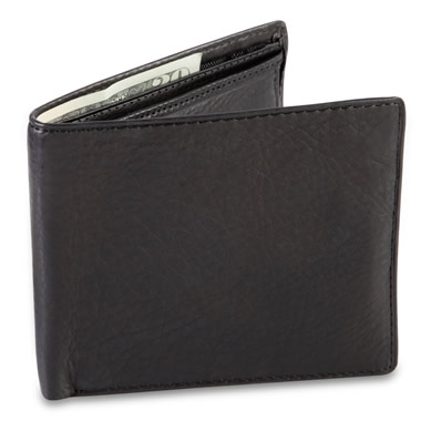 The Argentinian Leather Coin Pocket Wallet