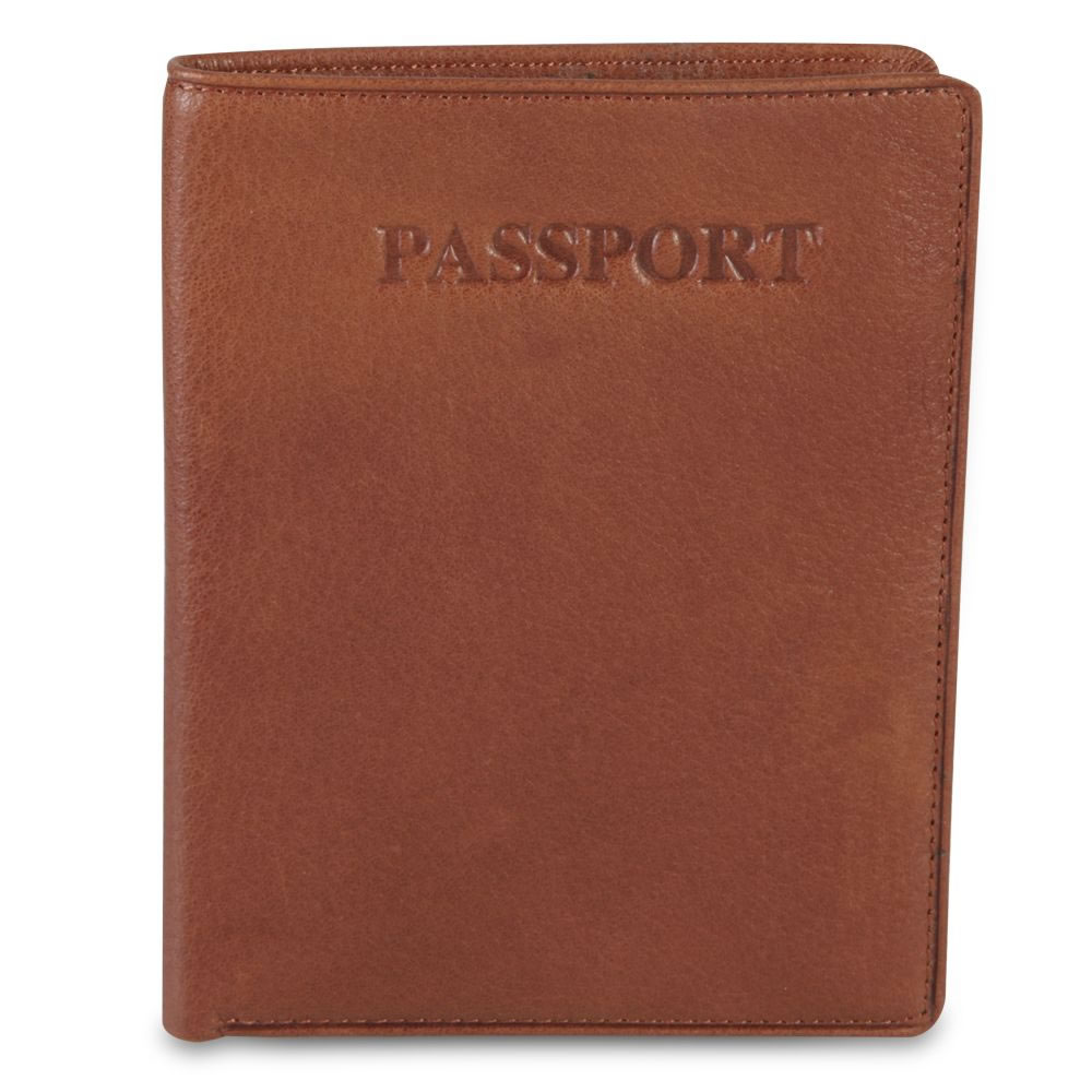 The Argentinian Leather Passport Wallet 2