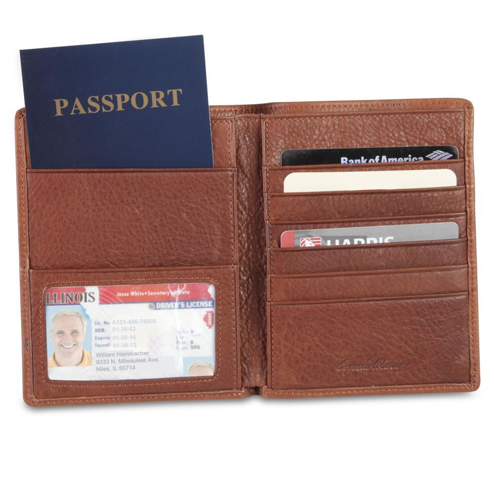 The Argentinian Leather Passport Wallet 3