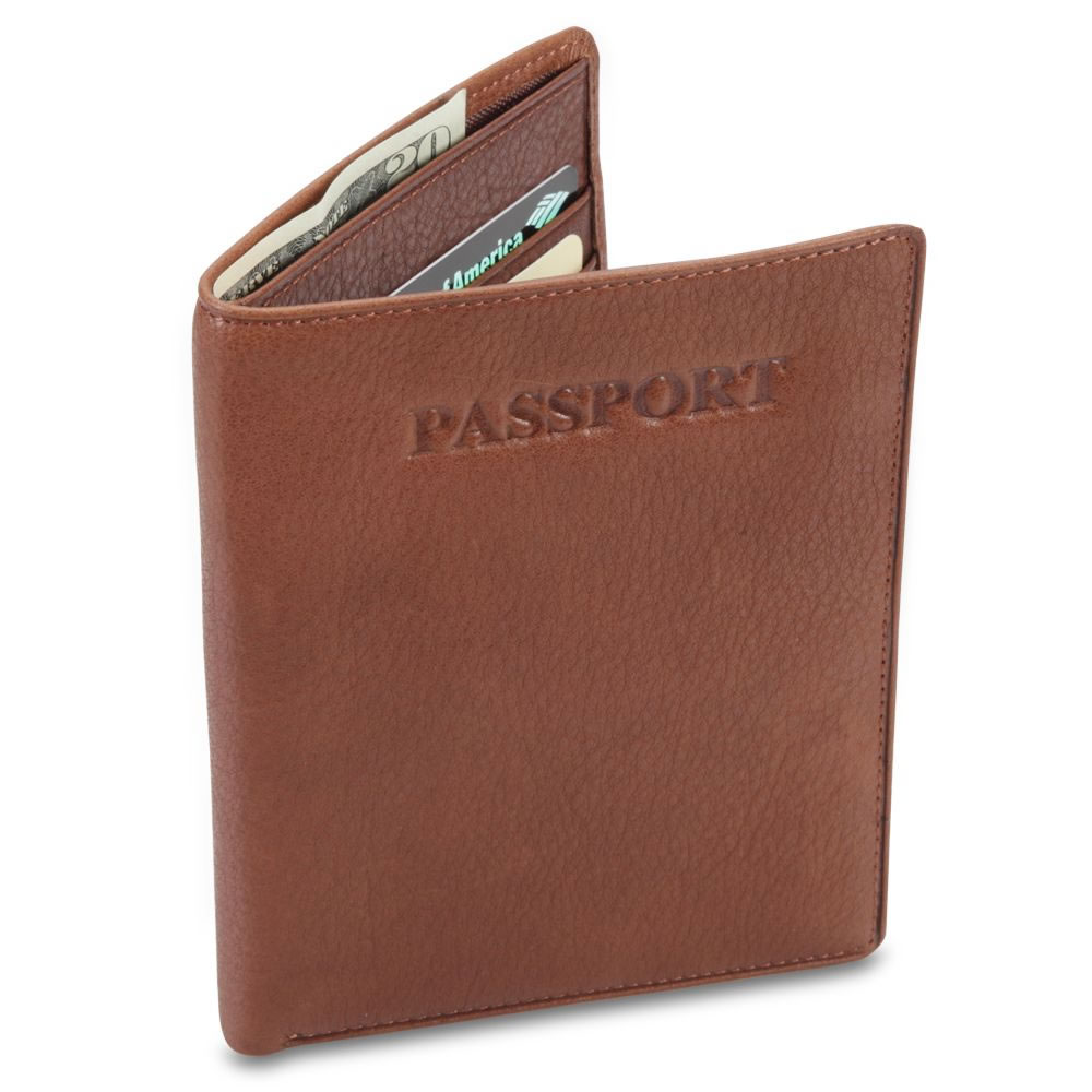 The Argentinian Leather Passport Wallet 1