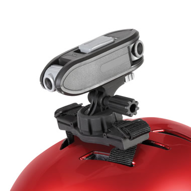 The Dual Direction Action Camera.