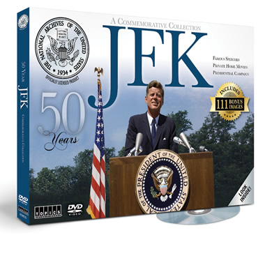 The John F. Kennedy Video Archives