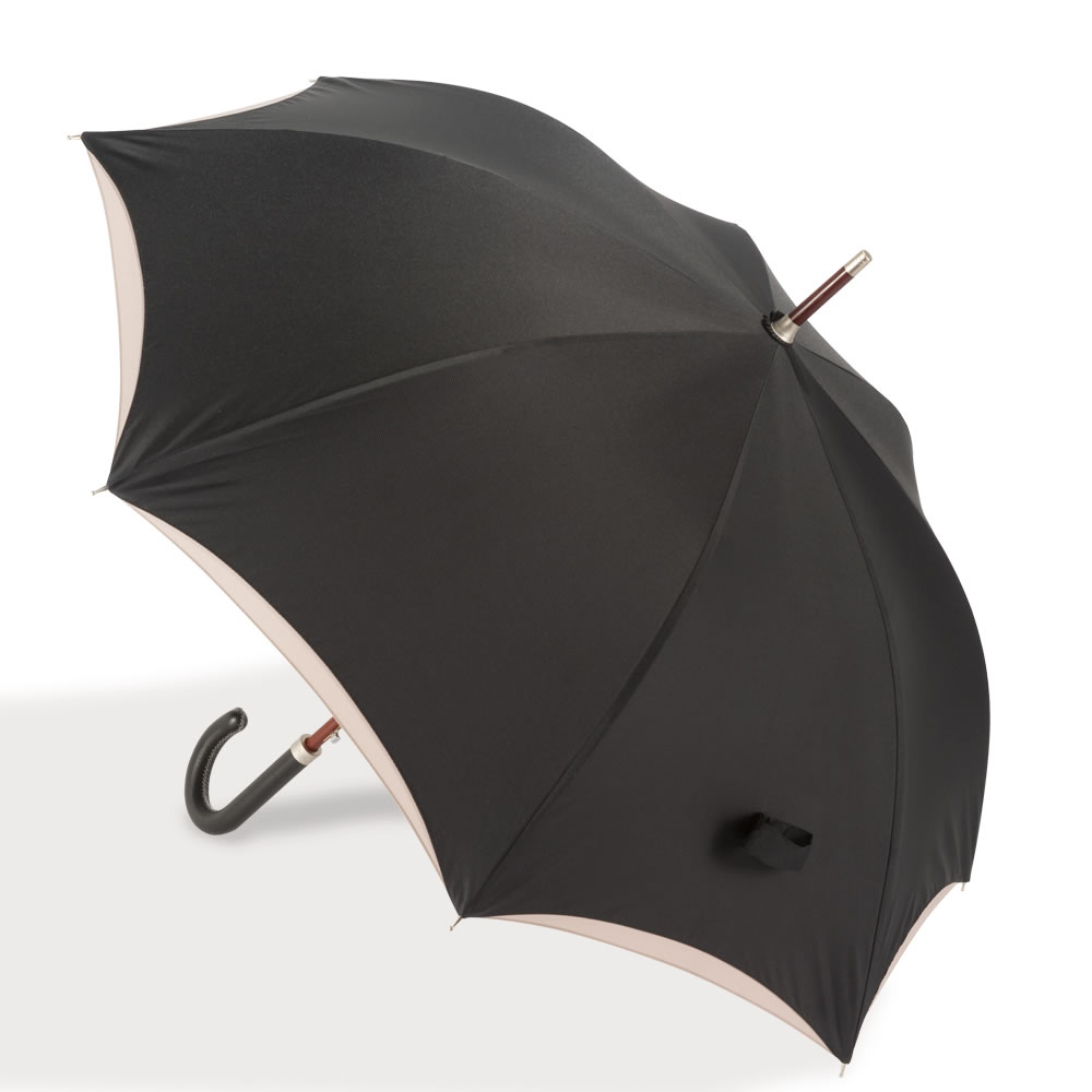 The Gentleman's Double Canopy Umbrella2