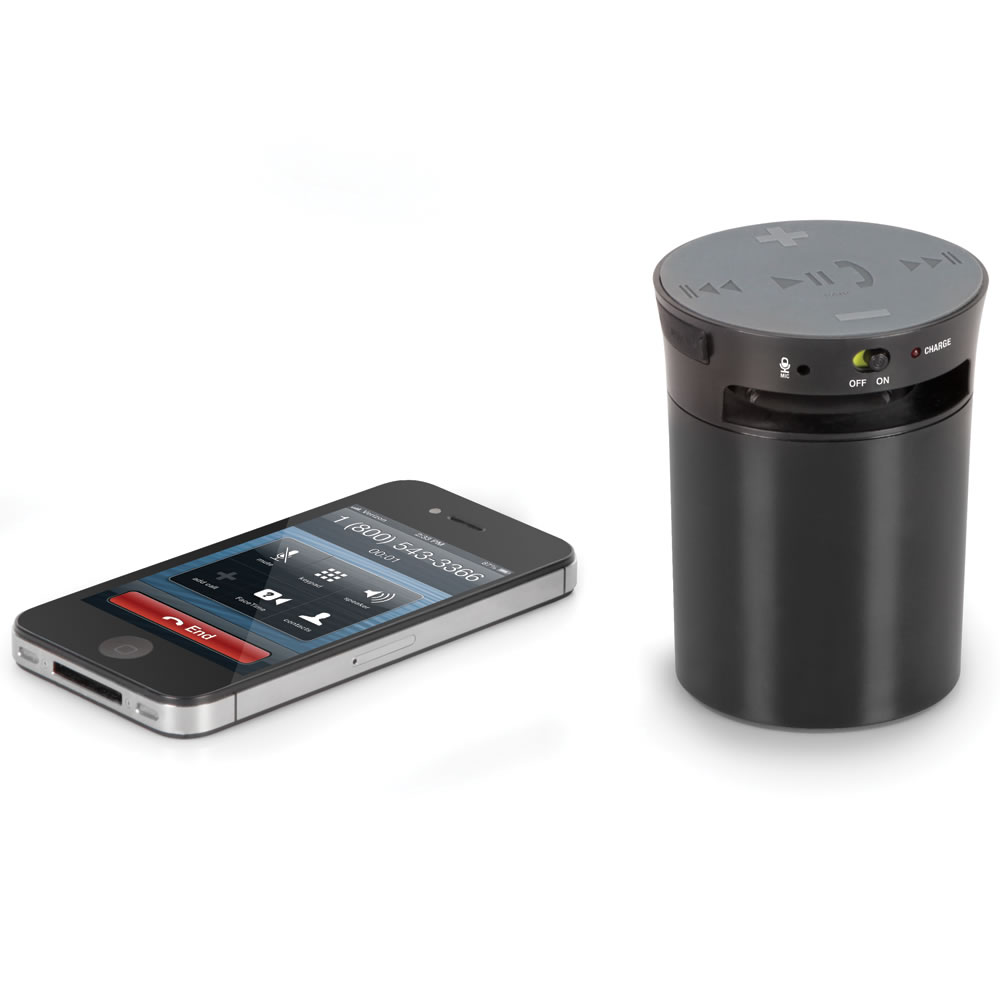 The Cup Holder Speakerphone 1