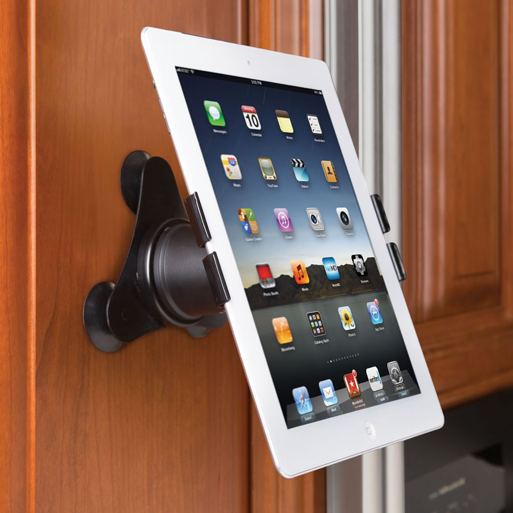 The Any Surface Magnetic iPad Mount1