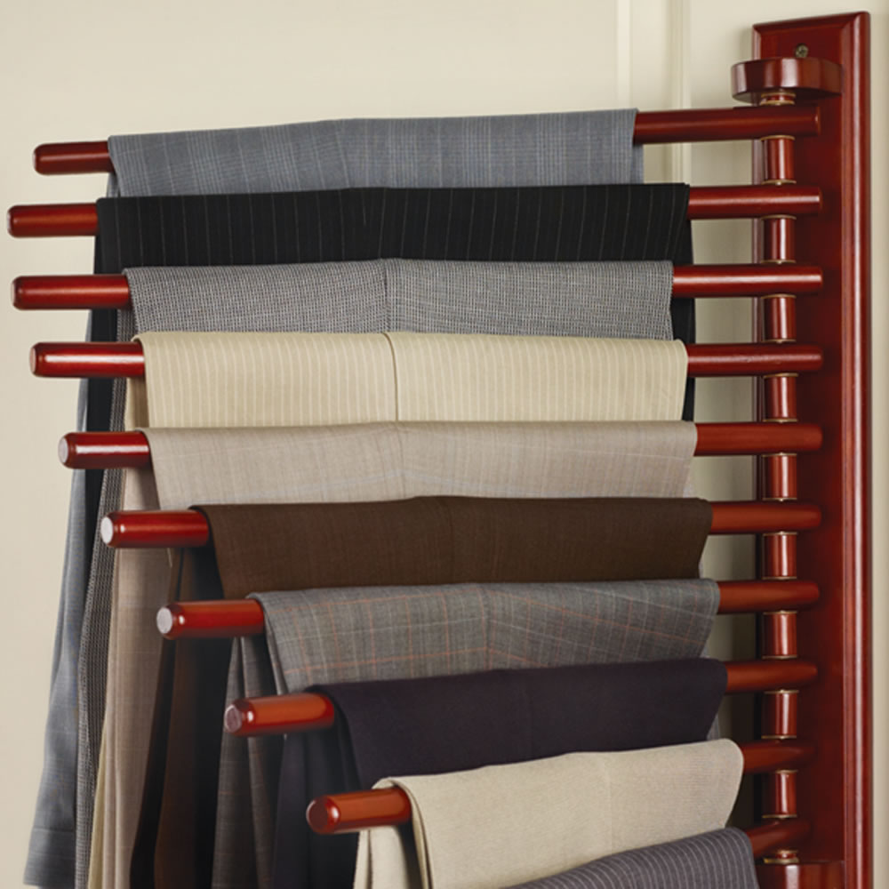 The Closet Organizing Trouser Rack 2