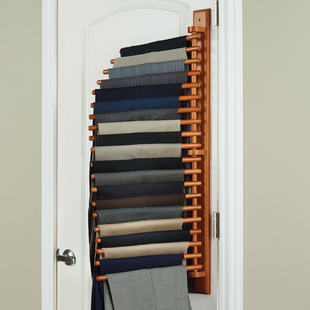 The Closet Organizing Trouser Rack 1
