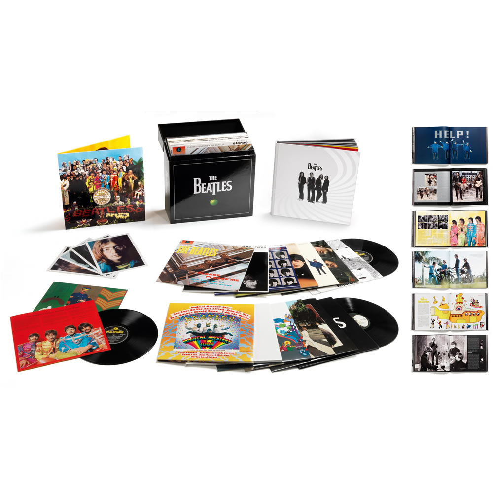 The Beatles' Vinyl Studio Albums 2