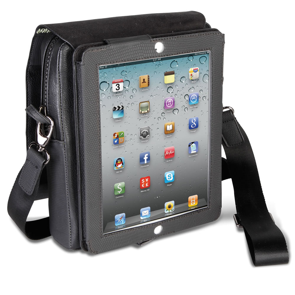 The iPad Stand Satchel 3
