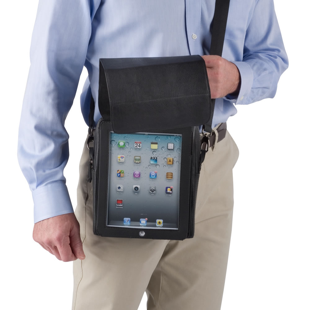 The iPad Stand Satchel 1