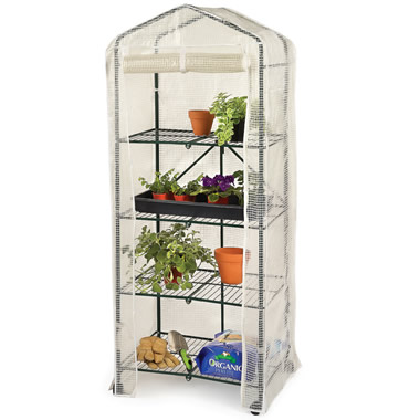 The Foldaway Greenhouse.