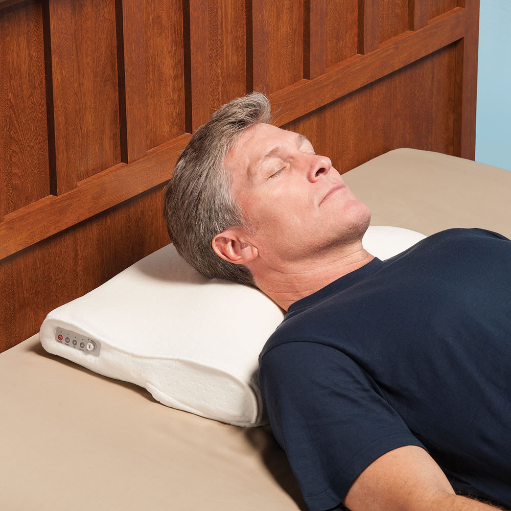 The Snore Activated Nudging Pillow 2