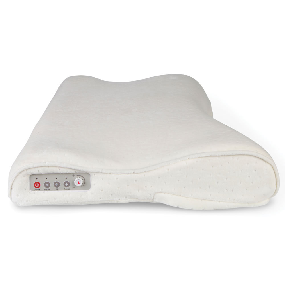 The Snore Activated Nudging Pillow 6