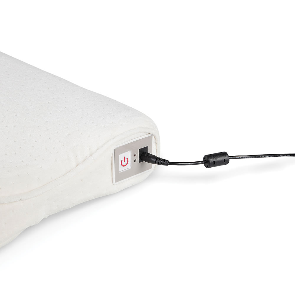The Snore Activated Nudging Pillow 8