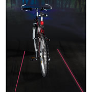 The Cyclist's Virtual Safety Lane.
