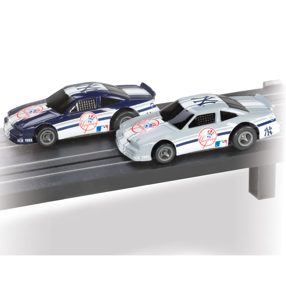 The New York Yankees Slot Car Raceway 1