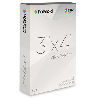 Additional Photograph Paper for The 14 MP Digital Polaroid Camera